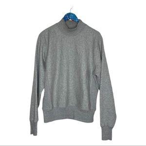 Champion UO Reverse Weave Mock Neck Sweatshirt